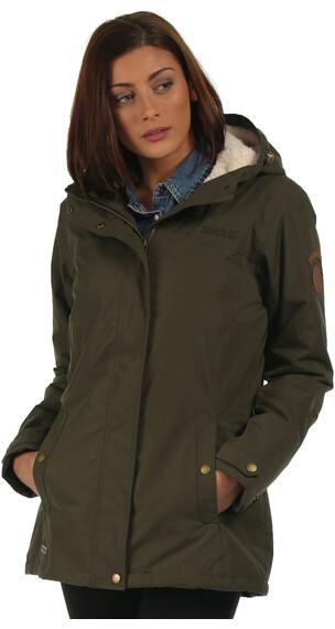 Regatta Brodiaea Jacket Women Dark Khaki